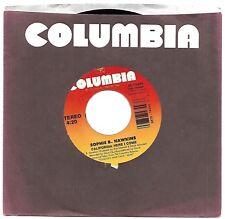 HAWKINS, Sophie B.  (California Here I Come)  Columbia 38-74349