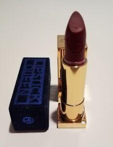 Lipstick Queen Black Tie Velvet Rope Lipstick New in Box