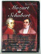 DVD / MOZART & SCHUBERT (MUSIQUE CONCERT) NEUF SOUS BLISTER