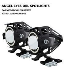 30W ATV SCOOTER Motorcycle Auto Car Headlight DRL Spotlights LED Fog Light Lamp