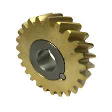 Replacement Hobart 124749-2 50Hz. Worm Gear and Bushing Assembly For A200
