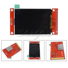 """2.4"""" 240x320 SPI TFT LCD Serial Port Module+3.3V Pbc Adapter SD ILI9341"""