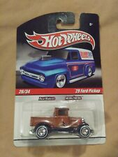 2010 Hot Wheels '29 Ford Pickup Real Riders