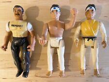1986 Remco Karate Kid Lot
