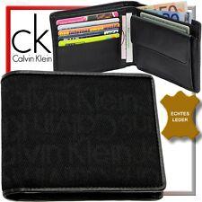 Calvin Klein Jeans -CKJ- Herren Geldbörse Portemonnaie Geldbeutel Geldtasche NEU