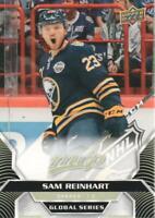 2020-21 Upper Deck MVP Hockey Unannounced Global Series #GSS-6 Sam Reinhart