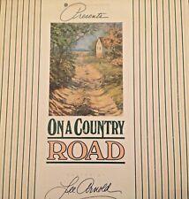 RADIO SHOW: LEE ARNOLD 8/20/88 36 MIN JOHN CONLEE TRIBUTE; LORETTA LYNN,KT OSLIN