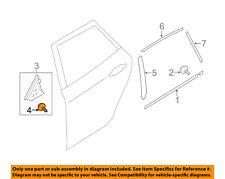 SUBARU OEM 09-13 Forester Exterior-Rear-Corner Cover Clip 909130007