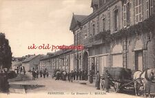 France  CPA 76 -  FERRIERES, La Brasserie, L. MOULIN