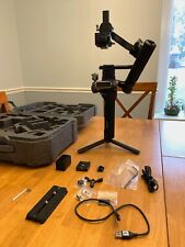 Dji Ronin S Gimbal Stabilizer with Pgytech back attachment and monitor mount