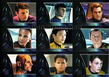 2009 STAR TREK MOVIE STAR TREK MOVIE STARS S06 UHURA