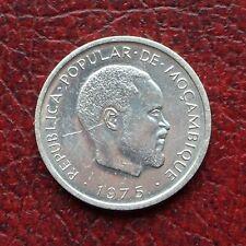 Mozambique 1975 Aluminio Centimo
