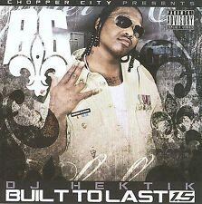 Built to Last 1.5 [PA] by B.G. (Rap) (CD, 2009, Oarfin)