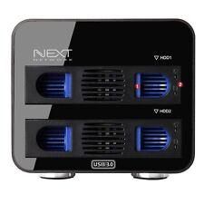 NEXT-702U3 RAID USB 3.0 2Bay RAID DATA Storage - 1.4kg