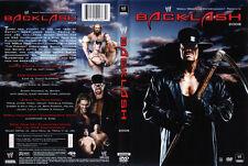 Official WWE Backlash 2008 DVD