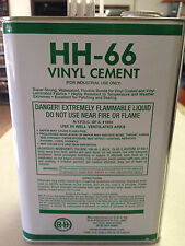 HH-66 Vinyl Cement One Gallon Can - Tarp Repair - Vinyl Repair