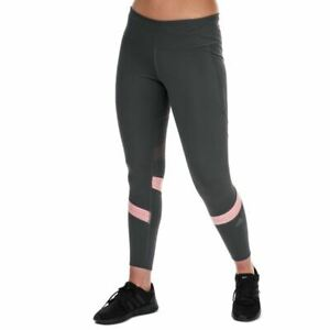 Women's adidas How We Do 7/8 High Rise Legging Tights in Grey