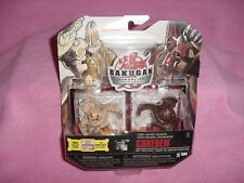 Bakugan Gundalian Invaders COREDOM EVIL TWIN Pack Sealed w Cards   NEW!