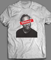 "OLD SKOOL Hip Hop OL' DIRTY BASTARD ""SHIMMY"" SUPREME PARODY T-Shirt"
