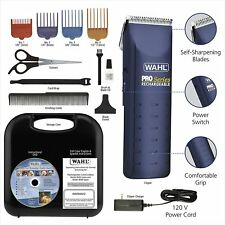 Wahl 9590-210 14-Piece Corded/Cordless Pet Clipper Kit for Dogs & Cats