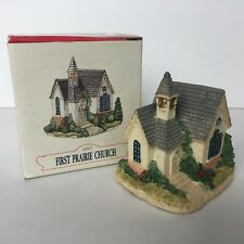 Liberty Falls The Americana Collection - Ah17 First Prairie Church (1992)