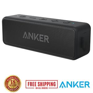 Bluetooth Speakers Waterproof Anker Soundcore 2 Portable Wireless Loud Bass