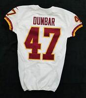 #47 Quinton Dunbar of Washington Redskins NFL Locker Room Game Issued Jersey