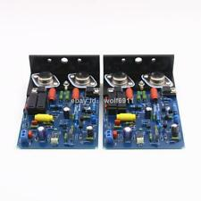 HIFI Power Amplifier Board QUAD405 2.0 AMP board With aluminum angle MJ15024
