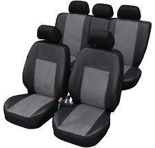 Maßgefertigte Bezüge für Audi A4 B8 Kunstleder Alcantra Sitzbezüge