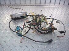honda goldwing gl1100 gl 1100 front upper fairing headlight radio wiring  harness