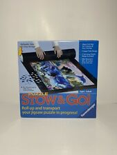 Ravensburger Puzzle Stow and Go Storage Roll up Mat up To 1500 Pcs 46x26 IN