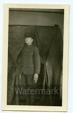 1920s  photo Lincoln NE  Young Man in military style uniform  FF55