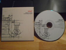 RARE PROMO Wheat CD Listening So Close a brief history SKYJELLY unreleased nude