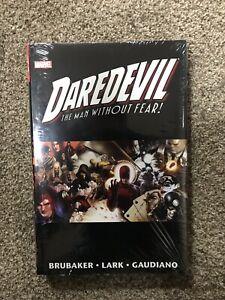 Daredevil Omnibus By Ed Brubaker Volume 2 New Marvel Sealed
