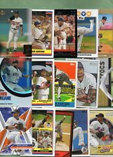 Johan Santana (Minnesota Twins/N.Y.Mets) 15 Card Lot w/Rookie & Insert