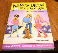 Nancy Drew and The Clue Crew The Fashion Disaster Carolyn Keene (AR)