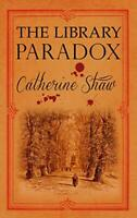 (Very Good)-Library Paradox, The (Vanessa Duncan 3) (Paperback)-Shaw, Catherine-