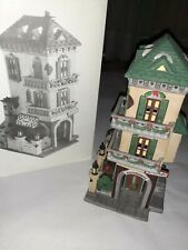 Department 56 - Christmas In The City - Little Italy Ristorante