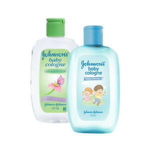 Johnson's Baby Cologne Set ( Happy Berries & ForeverMine ) 125 ml