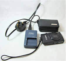 Canon Digital IXUS 230HS 8 X Optical Zoom - Battery and Charger - + Memory Card