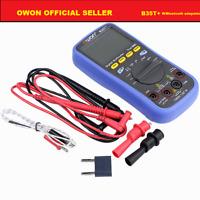 OWON B35T+ multimeter True RMS measurement Bluetooth BLE 4.0 +adapt offline rec