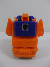 Vintage Transformers G1 Throttlebot: Wideload (Working) Complete