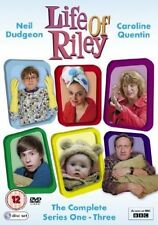 Life of Riley The Complete Series 1-3 5036193080296 DVD Region 2