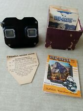 Vintage Sawyers View-Master Stereoscope & 12 Reels - Fairy Tales and more.