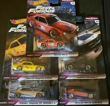 HOTWHEELS NEW FAST & FURIOUS REWIND FULL SET OF FIVE  RUBBER TYRES
