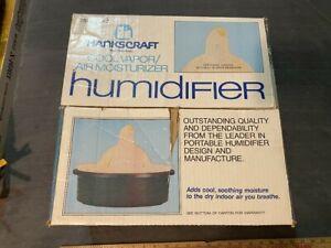 HANKSCRAFT BY GERBER COOL VAPOR AIR MOISTURIZER HUMIDIFIER IN BOX 75910 / 240