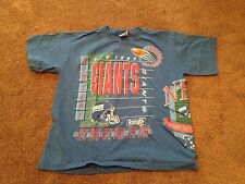 Vintage New York Giants Shirt Youth 10-12  80's 90's