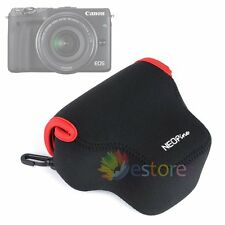 NEOpine Neoprene Soft Camera Case Bag Pouch Protector Cover For Canon EOS M3