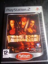 PS2 Piratas Del Caribe.la Leyenda De Jack Sparrow