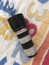 Canon EF 70-200mm f/4L USM SPEDIZIONE VIA POSTE O RITIRO A MANO